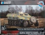 RB280043 1/56 SdKfz 250/251 Expansion - 250/7 & 251/2 Mortar